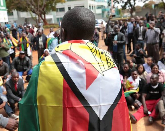 BHRC express concern over arrest, detention and prosecution of peaceful protesters in Zimbabwe