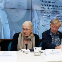 Sea Sorrow: film screening and Q&A w/ Vanessa Redgrave and Lord Alfred Dubs