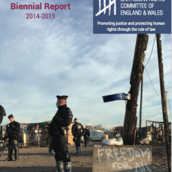 BHRC publishes 2014-15 Biennial Report