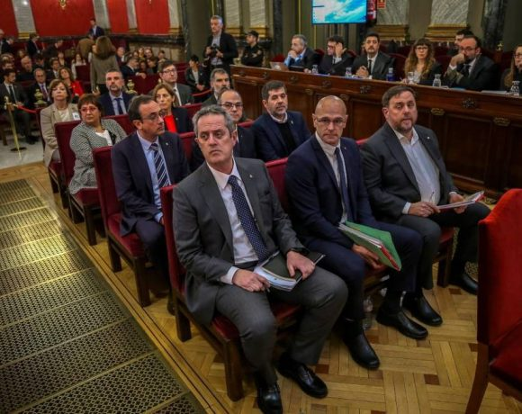 BHRC publishes trial observation notes from Catalan Referendum case
