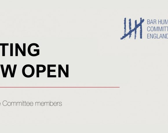 Voting Now Open for BHRC Executive Biannual Election