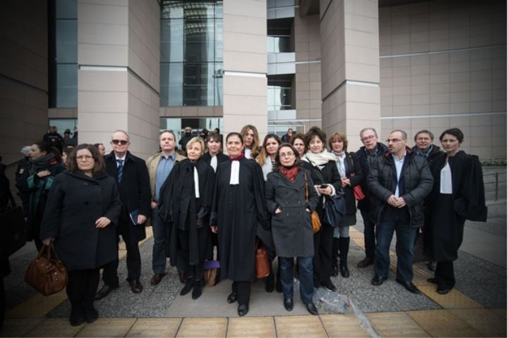 BHRC publishes Trial Observation Report on prosecution of 43 lawyers in Turkey