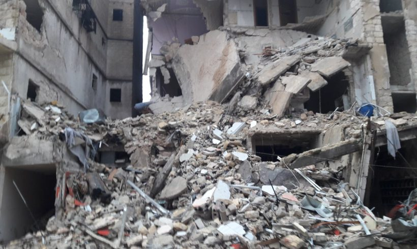 Bar Human Rights Committee condemns killing of civilians in Aleppo