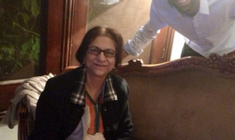 The Bar Human Right Committee mourns the loss of Asma Jahangir