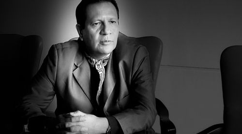 BHRC hosts round table discussion with  Luis Guillermo Pérez, Colombian Human Rights Defender