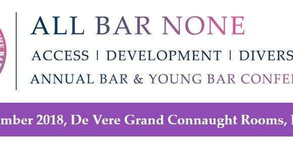 BHRC announces its panel and speakers for Bar Conference 2018